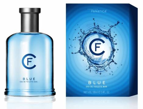 Blue for Men Herren Parfüm EdT 100 ml Cosmetica Fanatica